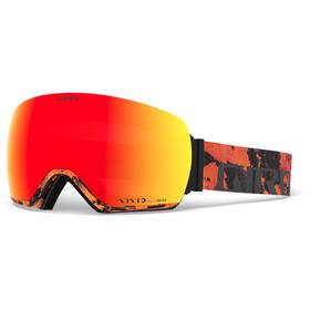 Giro Article Gafas Hombre, lava/vivid ember/vivid infrared